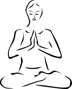 yoga asana graphic