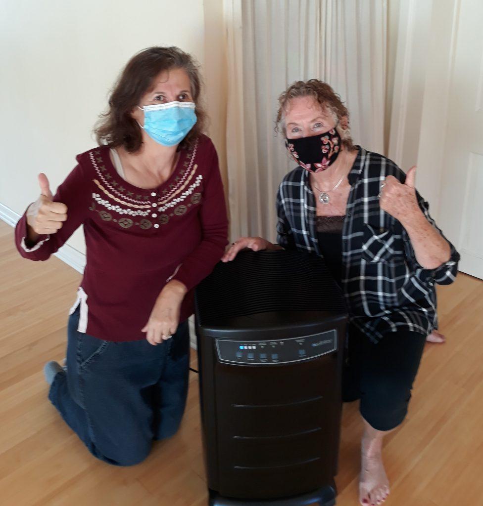 KYWC air purifier