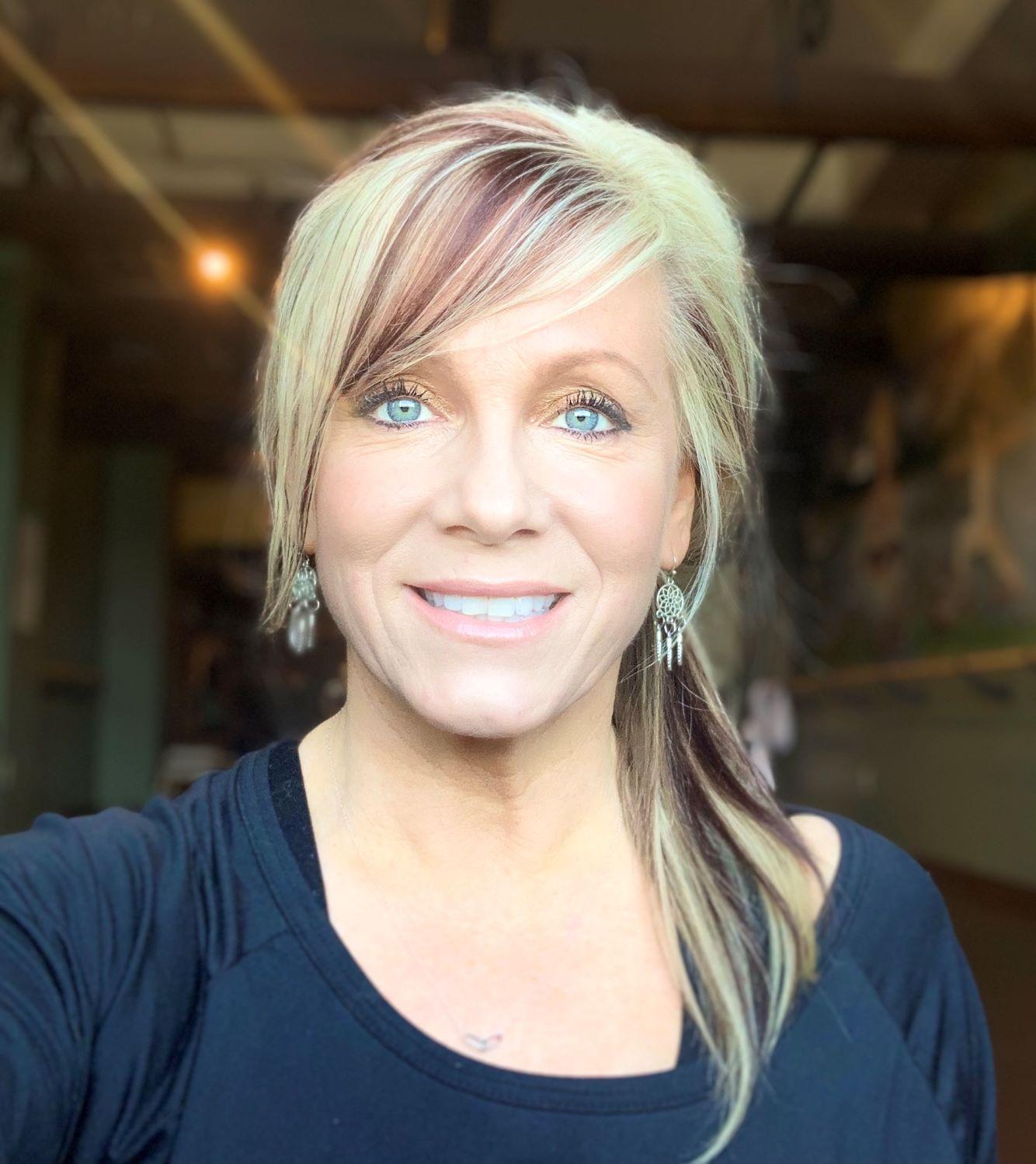 Carla VanWormer yoga teacher